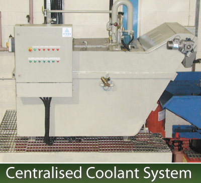 Centralised Coolant System