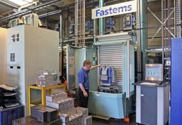Fastems System at Clitheroe Light Engineering